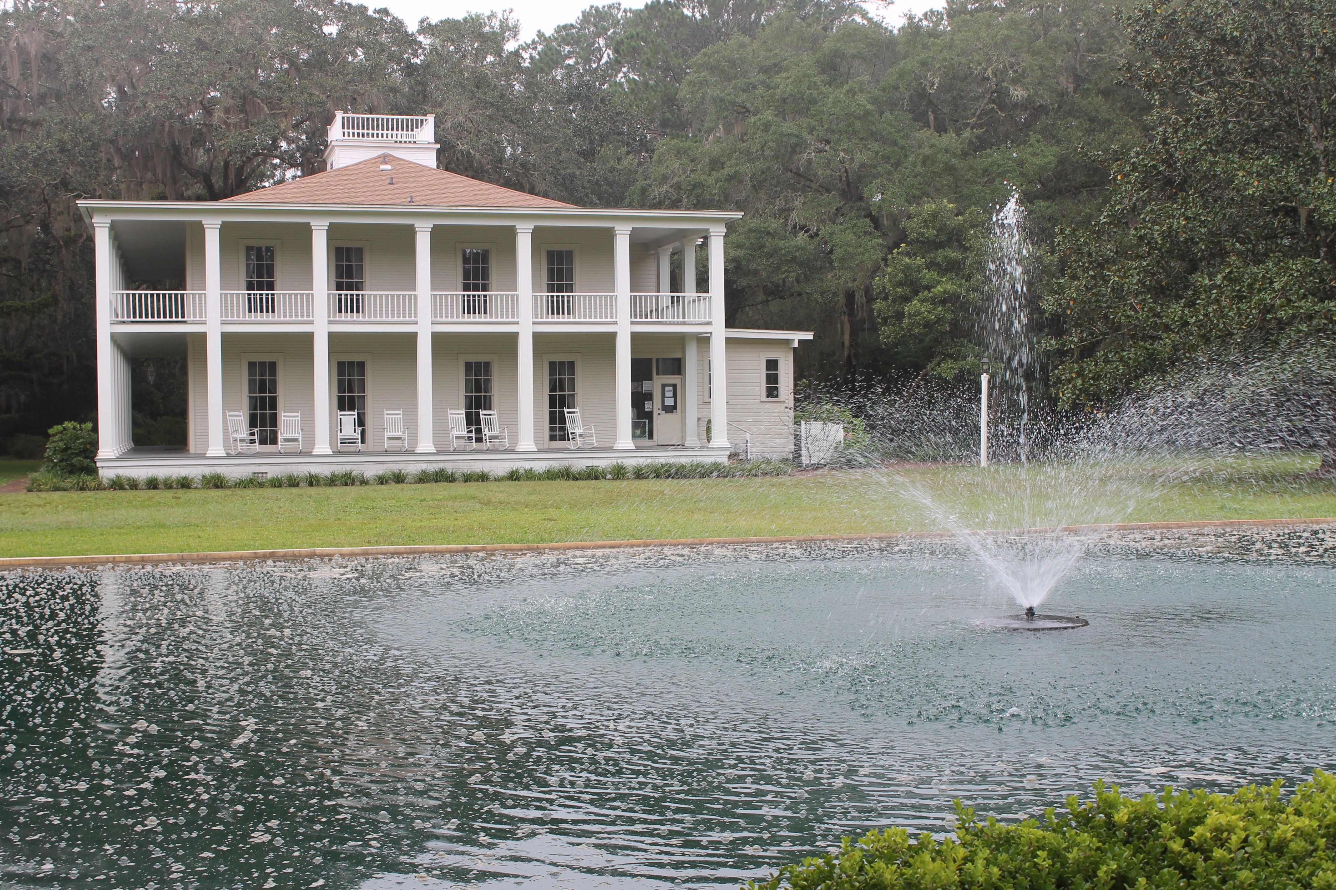 A visit to eden gardens state park northwest florida for Wesley house