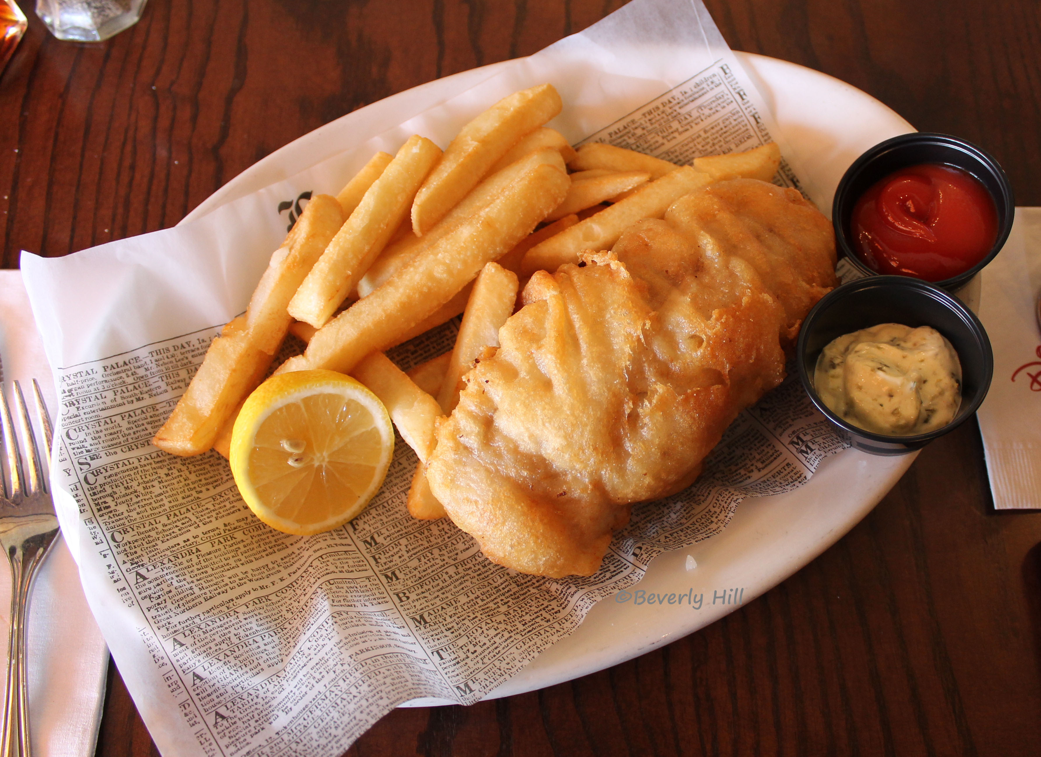 Fish and chips for All you can eat fish and chips near me