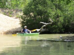 Turkey Creek on Eglin Reservation