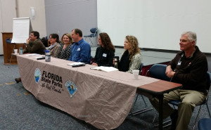 Q & A Panel at the Panama City SCORP Workshop