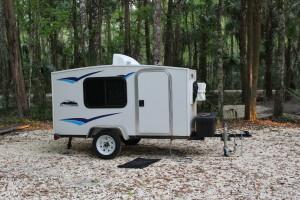My micro-camper aka Teeter-Tot